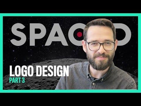 Logo Design Process p.3 #SPACEDchallenge