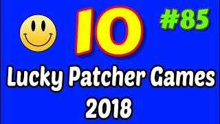 10 Best Lucky Patcher Android No Root Games August 2017 #6