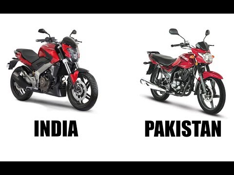 RANT - Motorcycles in India vs Pakistan - Japanese import problems