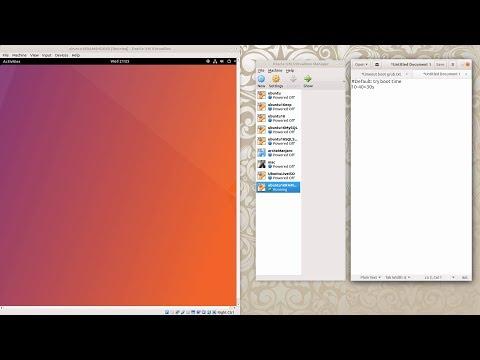[Boot 10s] Linux Ubuntu: Fast Startup ON | Set Time | Set Resolution | GRUB