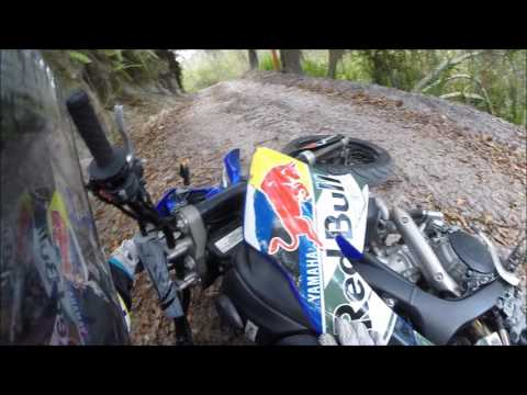 Bone Valley ATV Park - CRASH