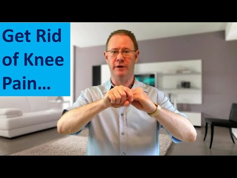 How To Get Rid Of Knee Pain - Crazy Fast Knee Pain Cure. Try EFT Now - Energy Healing
