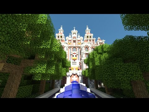 Minecraft - The Great Chicken Cathedral