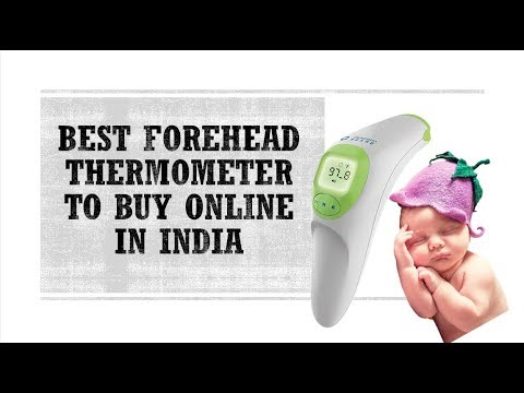 5 BEST FOREHEAD THERMOMETER TO BUY IN ONLINE