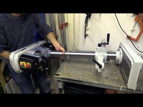 The Bench Drill I Sent Back / ATDP13B  Bench Pillar Drill Press