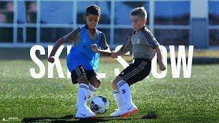 Kids in Football 2019 - Skills & Goals | HD