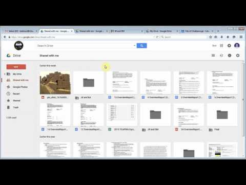 Google Docs  Access Drive from Gmail