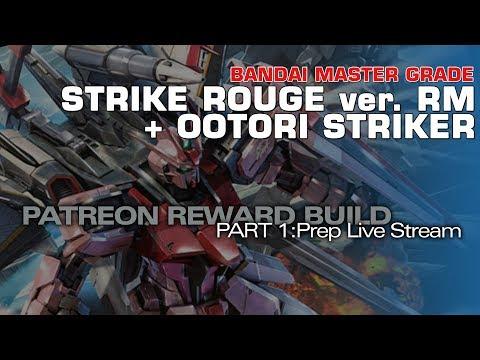 MG Strike Rouge Ootori Prep Stream - DENUB HELL! (Live Chat + Stream Boss Battle)