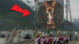 SUSCRÍBETE: http://goo.gl/jTAhUo Mi Facebook: http://goo.gl/ocxs6l Mi Twitter: http://goo.gl/ewiUw3 Inquietante Ceremonia Satánica TRANSMITIDA EN VIVO (2016)
