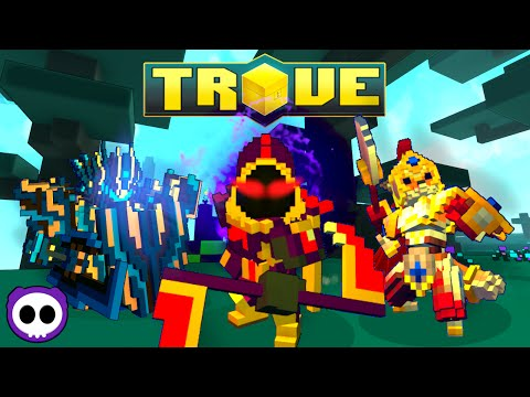 TONS OF COSTUMES! - Trove Mod Preview & Highlight