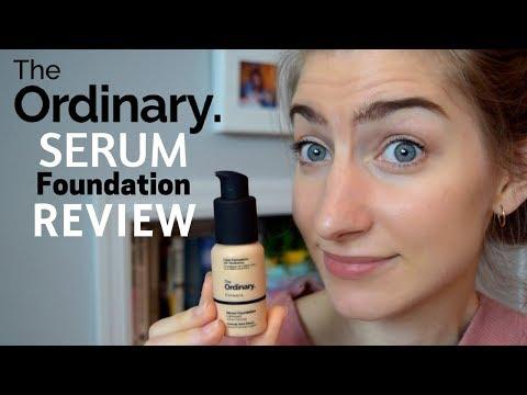 The Ordinary Serum Foundation Review