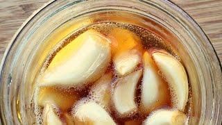 Fermented Garlic Recipe - Healthy Recipe Channel