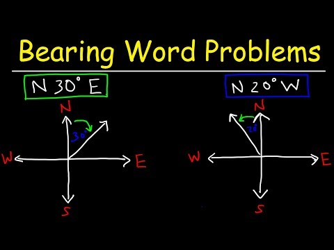 Bearing Problems & Navigation