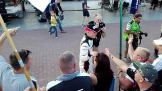 Rally Poland 2016, Ott Tänak service park
