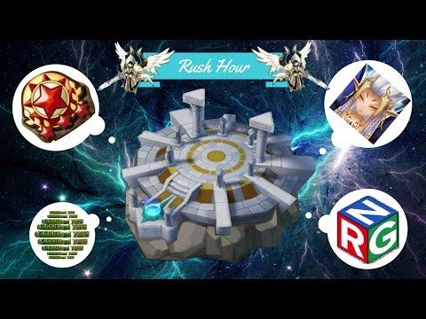 Arena Rush Hour - Rank 8