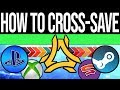 Destiny 2 How To Use CROSS SAVE Setup Guide Account Transfers amp How It Works Live Now