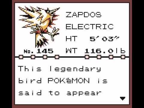 Pokemon Yellow - Catching All Legendaries