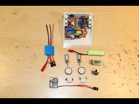 How To Build A UK Antweight Robot