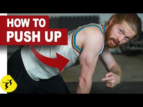 How To Push Up - 4 Common Mistakes You Might Be Making