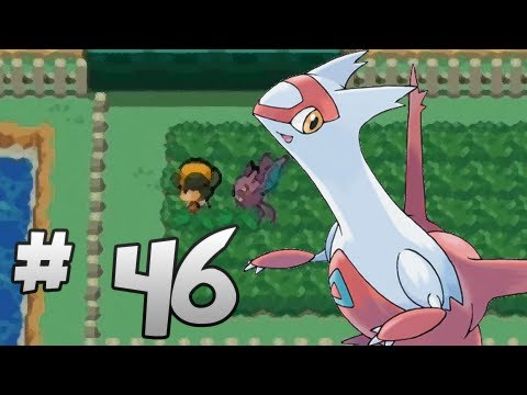 Let's Play Pokemon: HeartGold - Part 46 - LATIAS