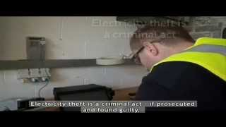 Electricity Theft & Meter Tampering