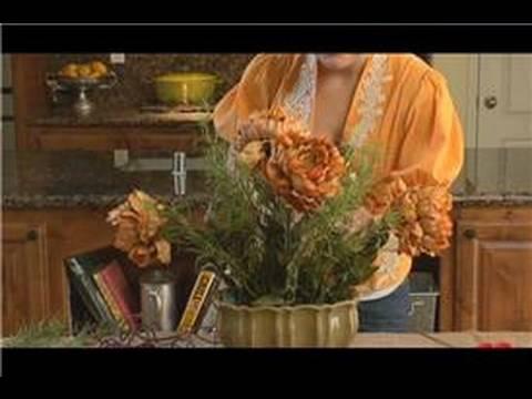 Making Silk Flower Arrangements : Accessories for Silk Flower Arrangements