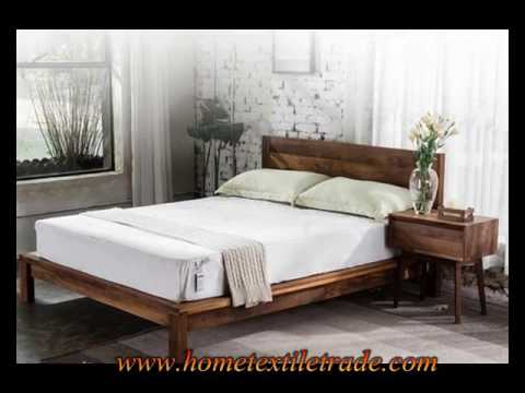 New Design Waterproof Mattress Protector Cover For Folding Mattress