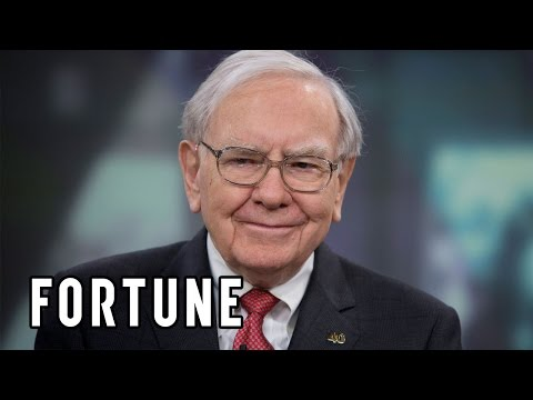 Warren Buffett On Investment Strategy | Full Interview Fortune MPW