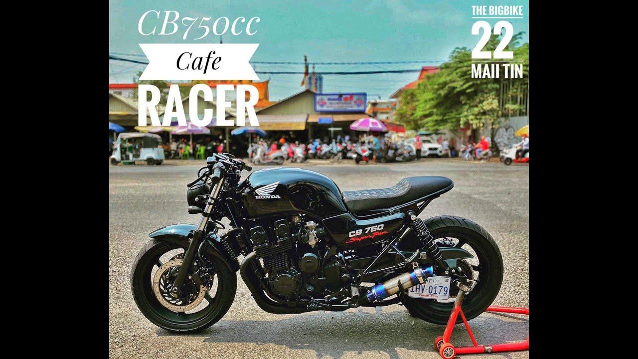 Honda CB750 cafe racer Part 2
