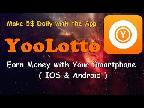 YooLotto Best Cash Earning App