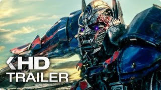 TRANSFORMERS 5: The Last Knight NEW TV Spot & Trailer (2017)