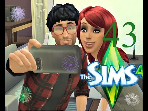 Lets Play The Sims 4 (Part 43) -  Collecting Insects