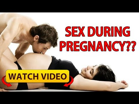 Reasons Why Pregnant Lady or Women Need To Have Sex Almost Every Day!