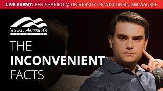 Ben Shapiro LIVE at University of Wisconsin–Milwaukee