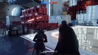 Star Wars Battlefront 2: Heroes vs Villains Gameplay (No Commentary)