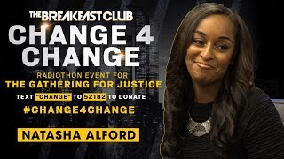 Natasha Alford Discusses The Police-Civilian Power Dynamic + More