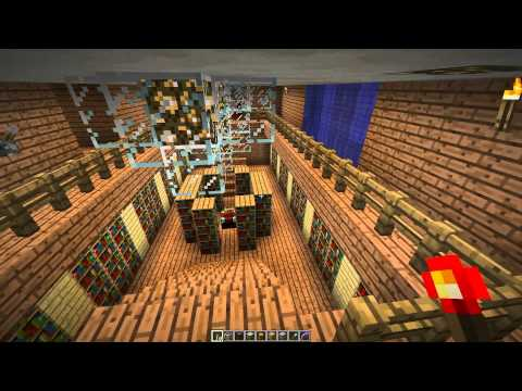 Minecraft 1.6.4 Best Redstone house!