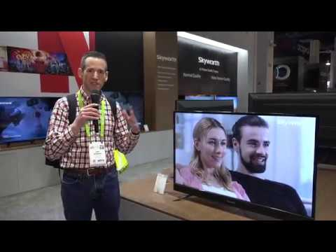 Skyworth Televisions CES 2018 First Look