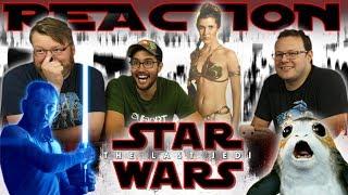"Star Wars: The Last Jedi ""Awake"" Trailer REACTION!!"