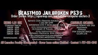 How to download and install PS3 games With USB for free - PakVim net