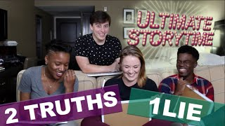 2 Truths 1 lie (feat. Ultimate Storytime Cast) + GIVEAWAY!  Thomas Sanders