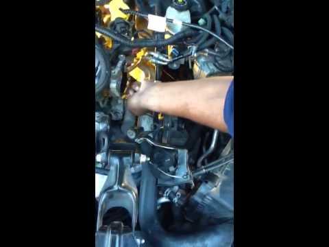 2000 Buick Century 3.1 liter engine thermostat