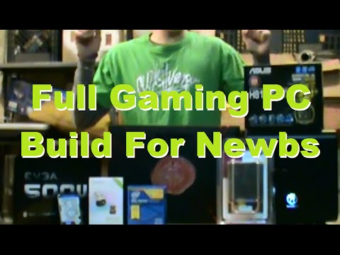 Gaming PC Full Build Guide