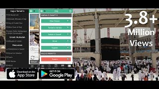 Umrah 2013/1434 Mecca & Madina Full Journey HD 1080P