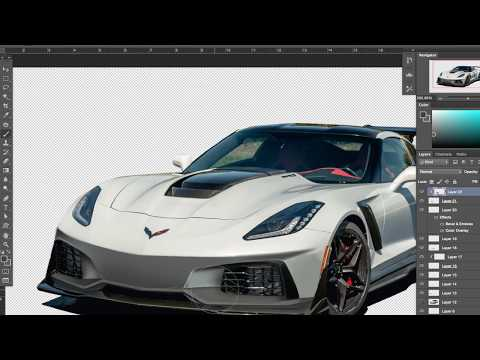 Photoshop Corvette ZR1 to be Better?! Is this possible, lets see...
