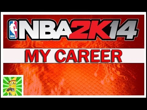 Xbox One: NBA 2K14 My Career - Character Creation and Agent Introduction