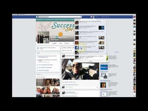 How To Edit A Facebook Video by Sulondia Hammond aka Sue-Ham