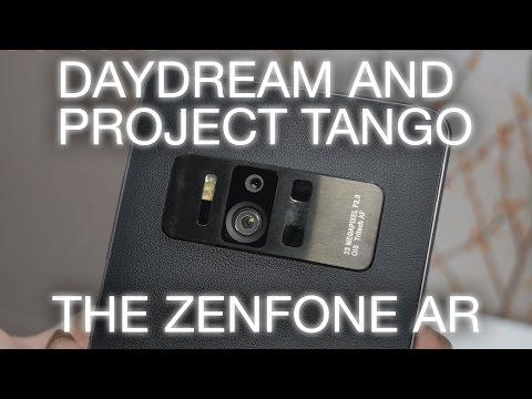 ASUS Zenfone AR + Zenfone 3 Zoom: new phones @ CES 2017