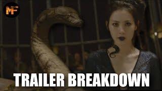 Fantastic Beasts Crimes of Grindelwald Trailer 3 Breakdown (Easter Eggs, Predictions, & Theories)