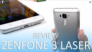Asus Zenfone 3 Laser Full Review with Gaming, Camera Samples